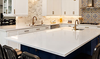 kitchen countertop granite epoxy surface
